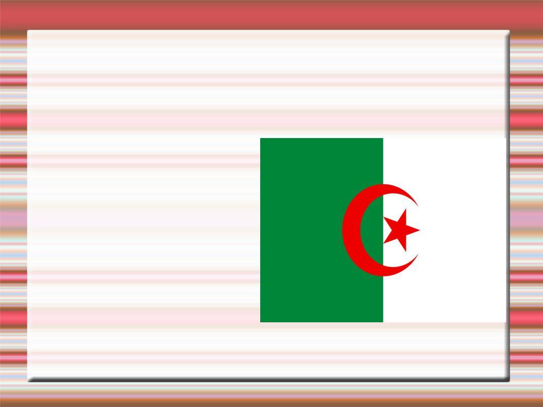 Презентация про алжир ppt