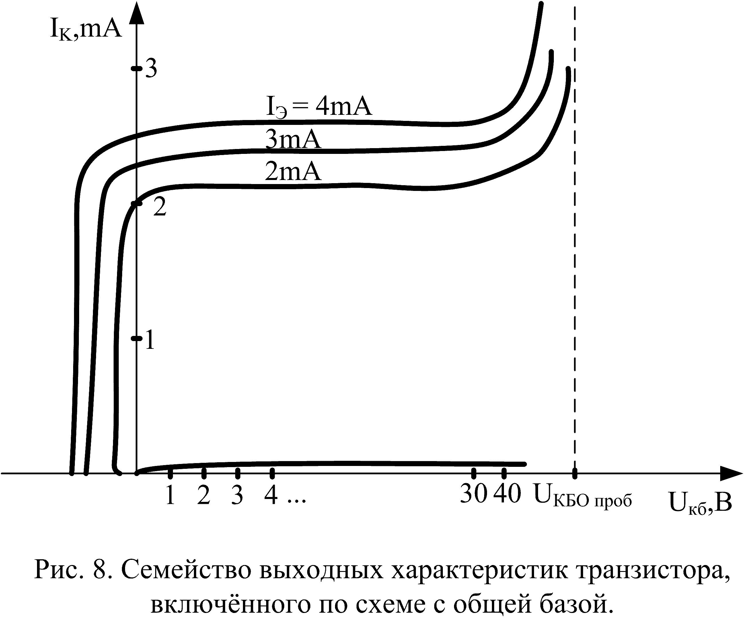 Схема с общей базой принцип работы фото 277