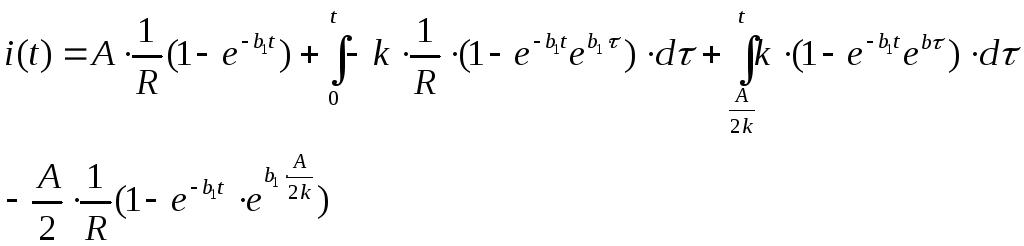 Интеграл дюамеля решение задач решение задач с помощью цепей