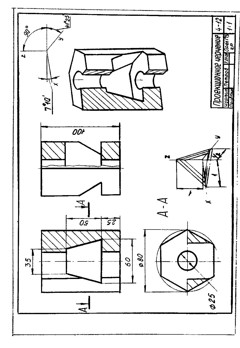 Порядок оформления работы и представления на защиту Рисунок 15