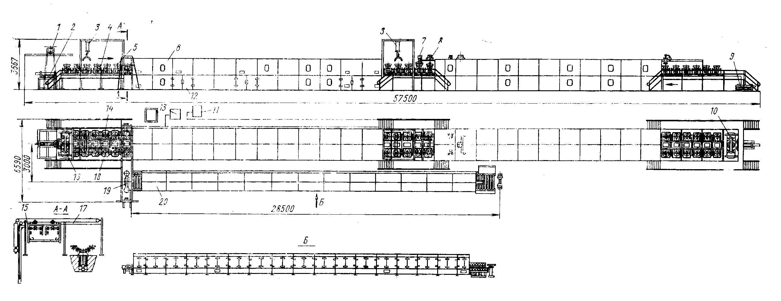 Пример конвейера фары тюнинг транспортер т4