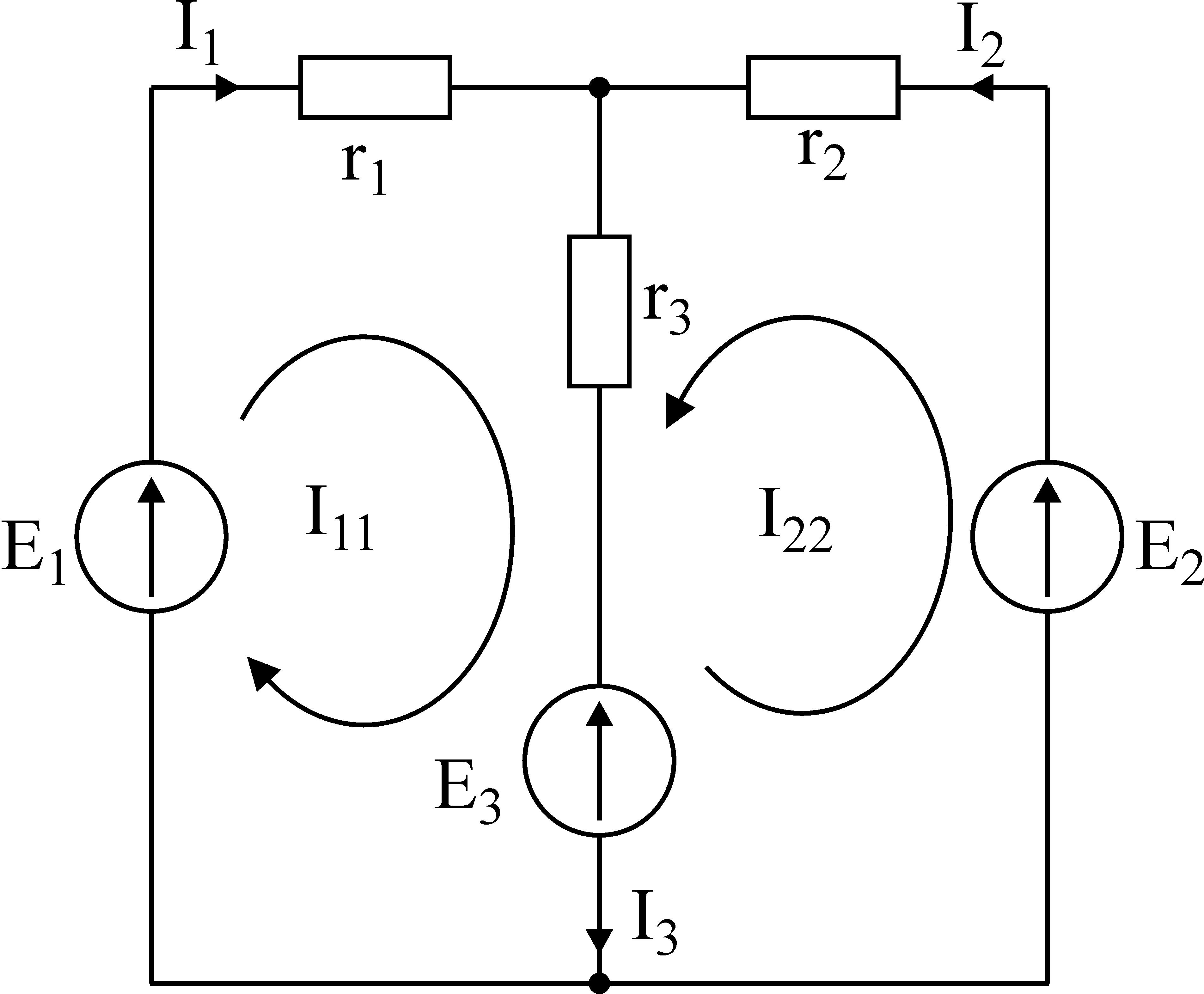 Реферат метод контурных токов 4658