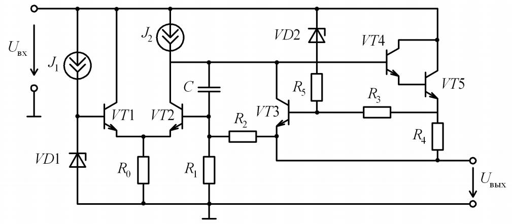 Линейные стабилизаторы напряжения и тока гу 50 стабилизатор напряжения
