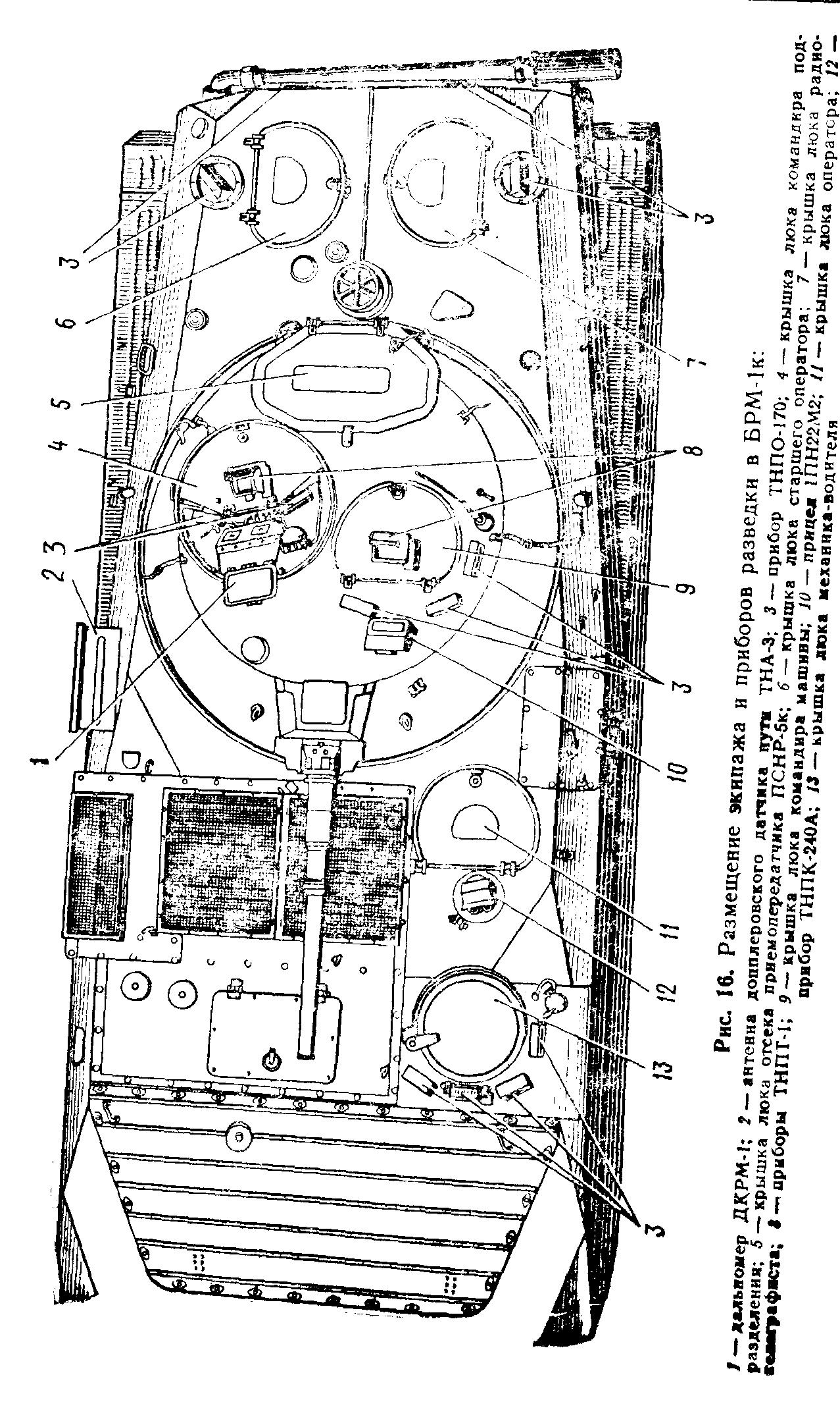 брм-1к техническое описание и инструкция по эксплуатации скачать
