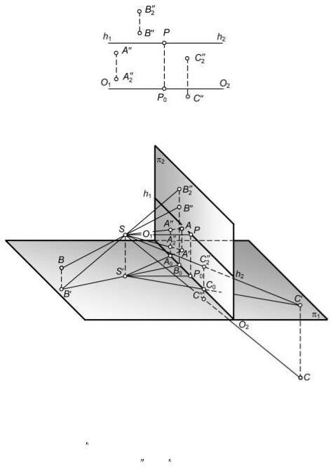 построение перспективы точки фотограмметрия