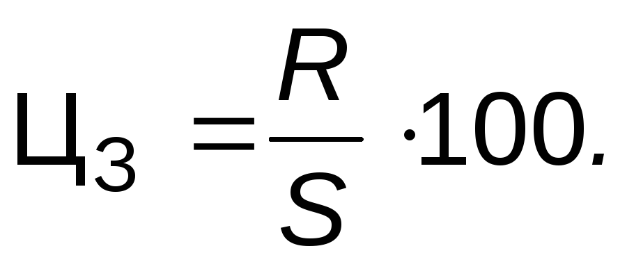 Неоклассическая теория земельной ренты Такая купля продажа состоится в том случае если земельная рента r по размеру будет больше ссудного процента s Отсюда следует что цена земли ЦЗ