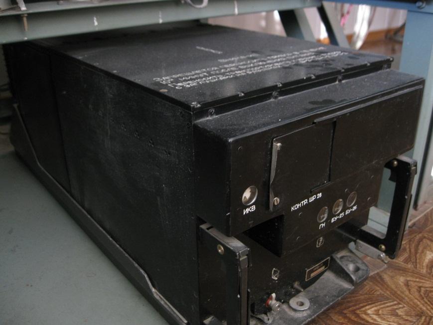 Курсовая система бсфк  Рисунок 3 17 Датчики курса курсовой системы БСФК 1 ИКВ 72 ГА 8