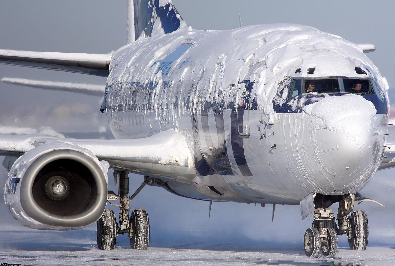 Наземное обледенение воздушного судна реферат 466