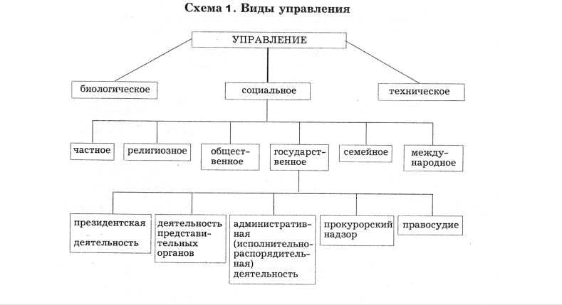 Функции процесса управления доклад 6142