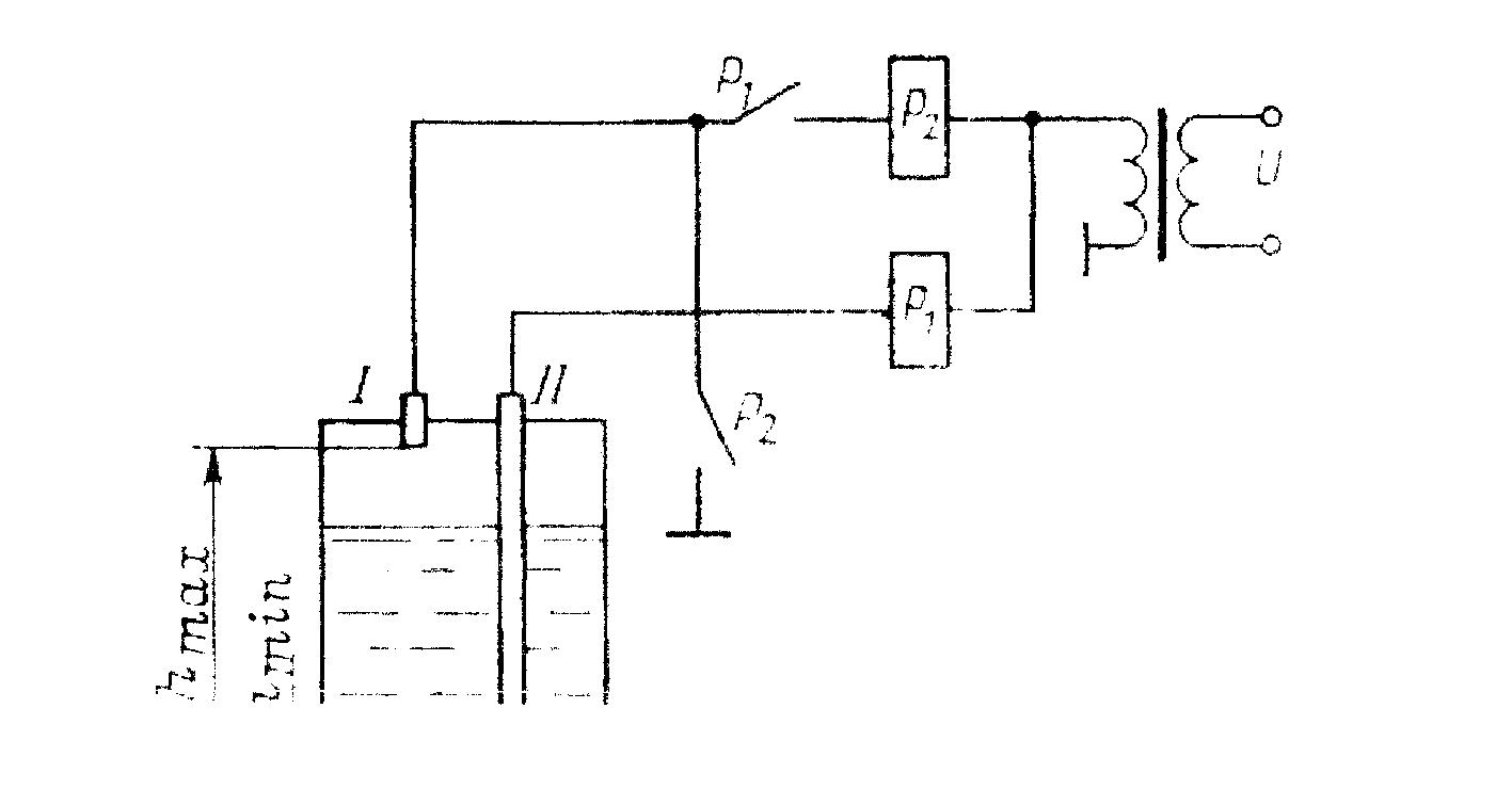 Датчик уровня емкостной схема фото 382