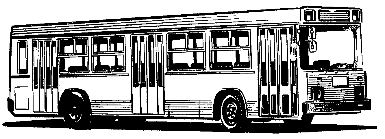 Картинки автобус лиаз раскраска