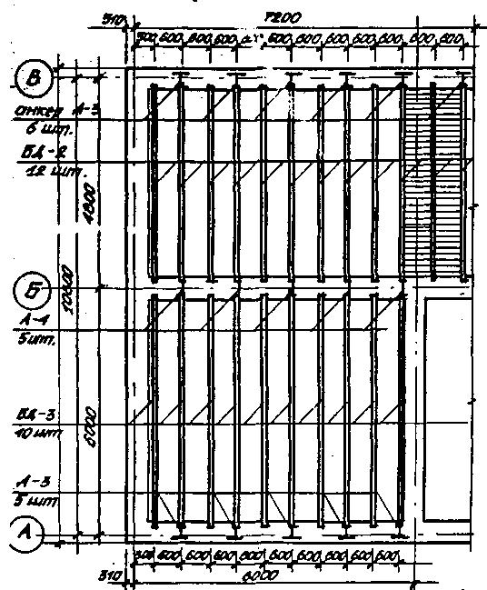 Железобетонное перекрытие перевод плита ребристая железобетонные