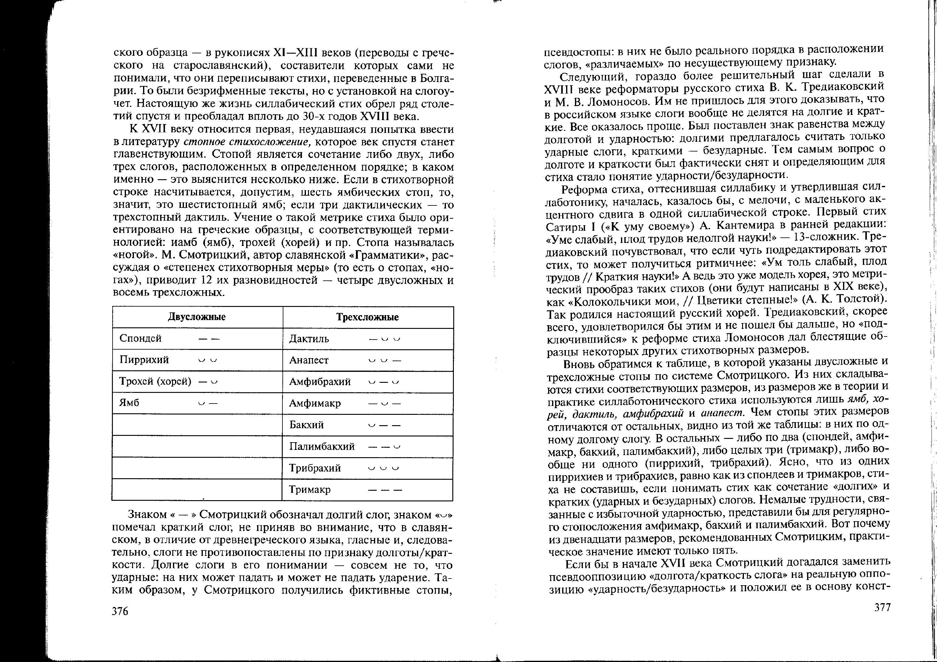 Схема ямба и хорея фото 396