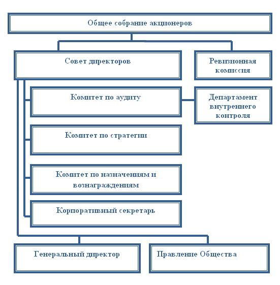 Организационно правовая характеристика компании Органы управления ОАО Детский Мир Центр