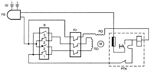 Стиральная машина рига 13 электрическая схема6