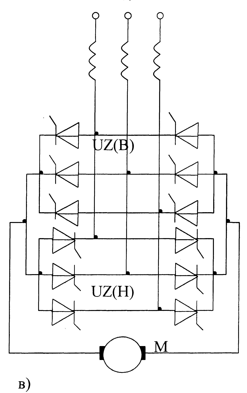 Схема преобразователе из постоянного тока