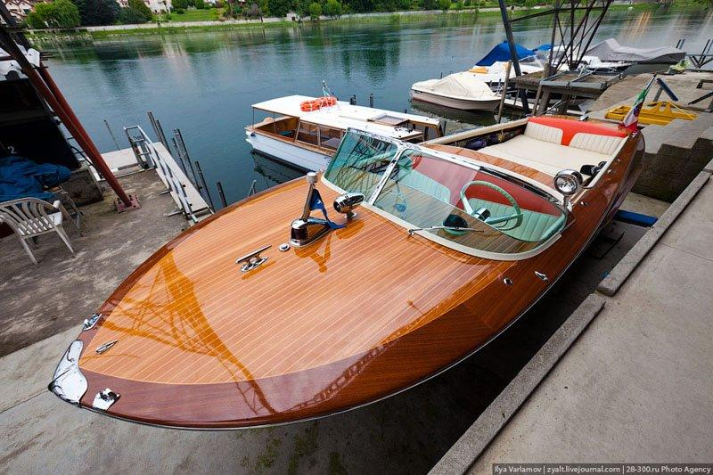 Катера и моторные лодки своими руками 71