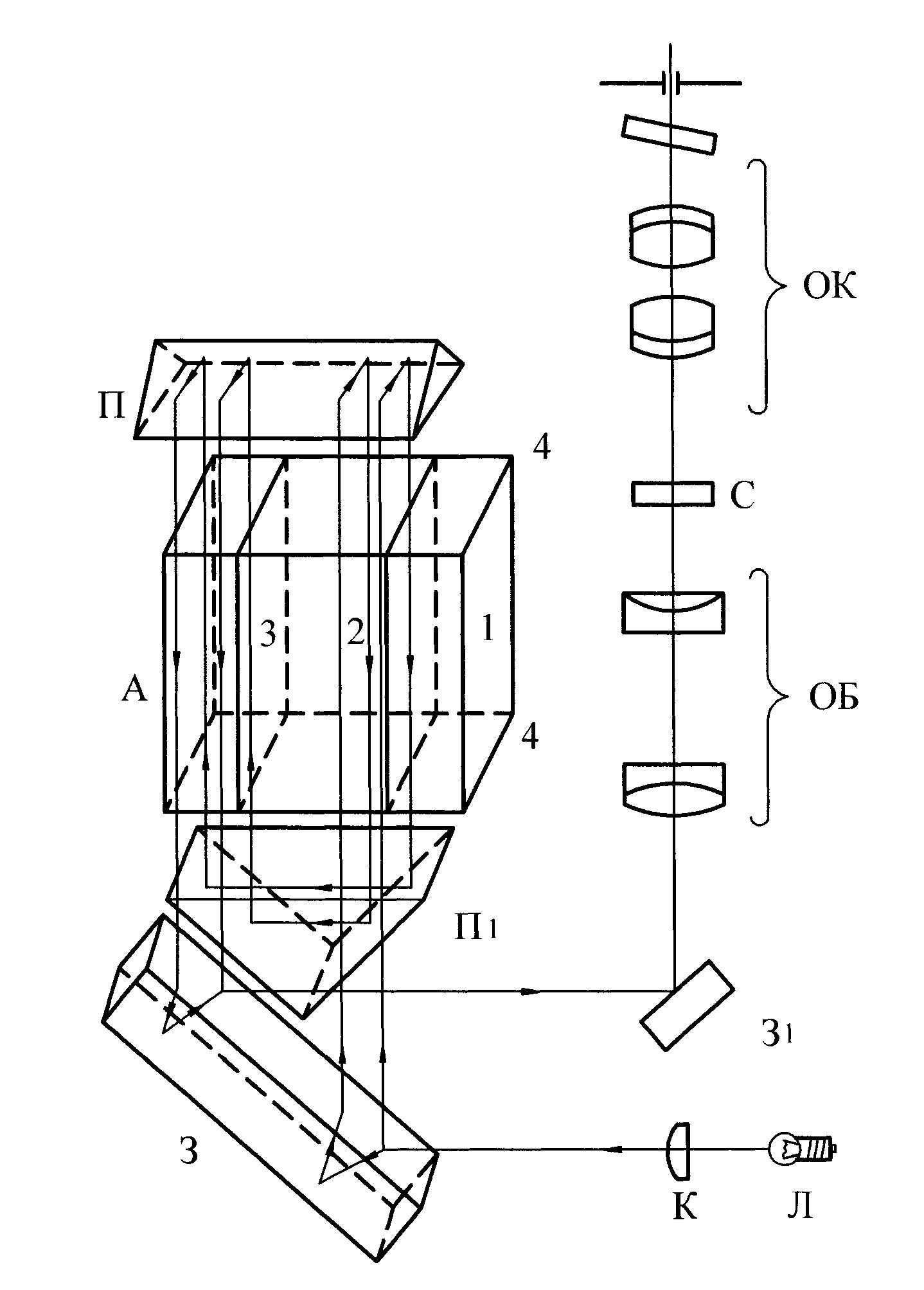 Шахтный интерферометр ши 11 инструкцию