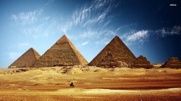Великие пирамиды гизы реферат 9251
