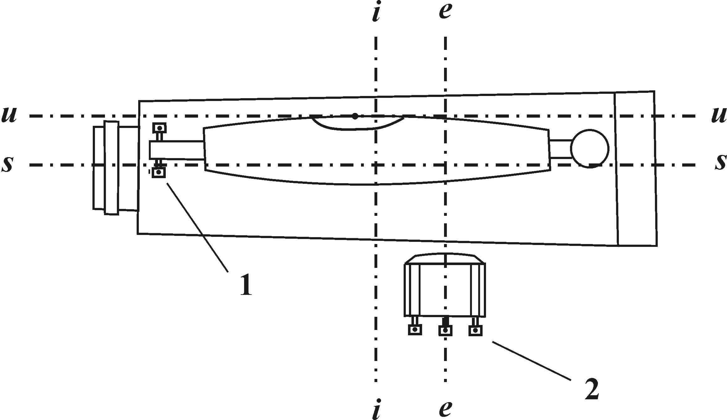 общая схема теодолита 2т30