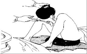 Уход за волосами (мытьё головы)