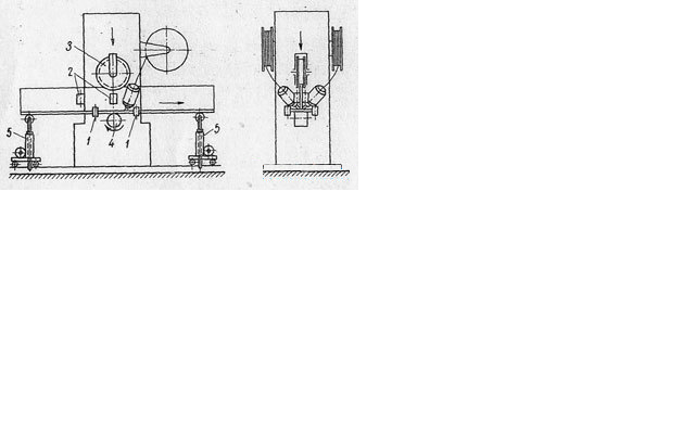 Сварка балок Изготовление конструкций балочного типа изготовление  Сборка и сварка тавровых балок на станке