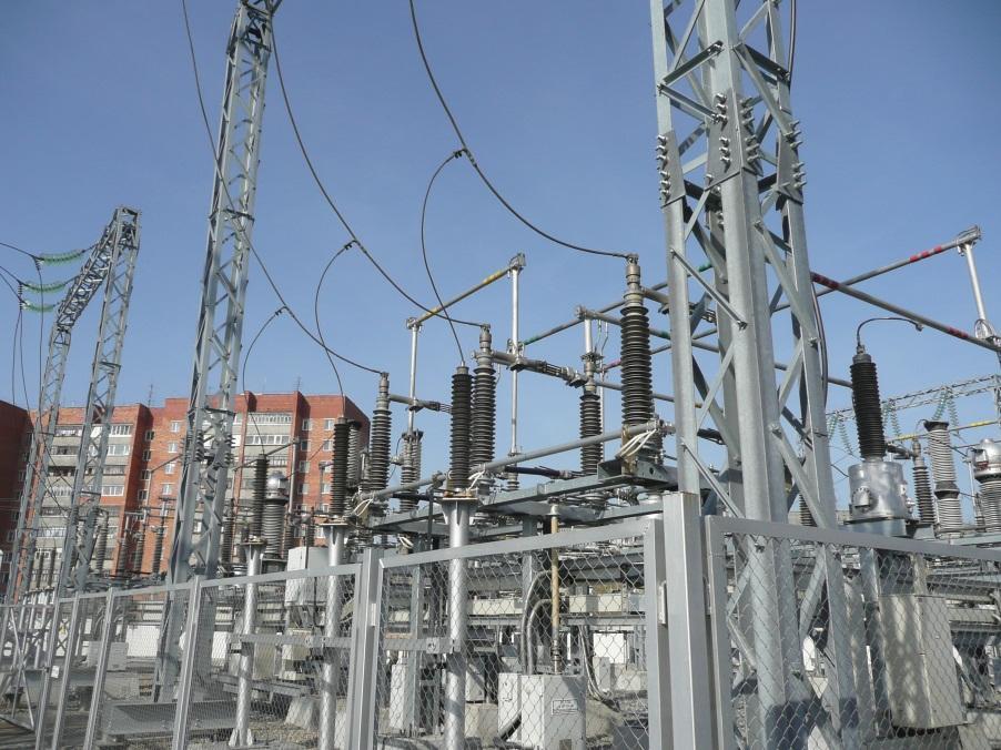 Трансформаторная подстанция тп  Учитывая дальнейшее развитие городской инфраструктуры оборудование подстанции рассчитано на установку в перспективе силовых трансформаторов мощностью по 25