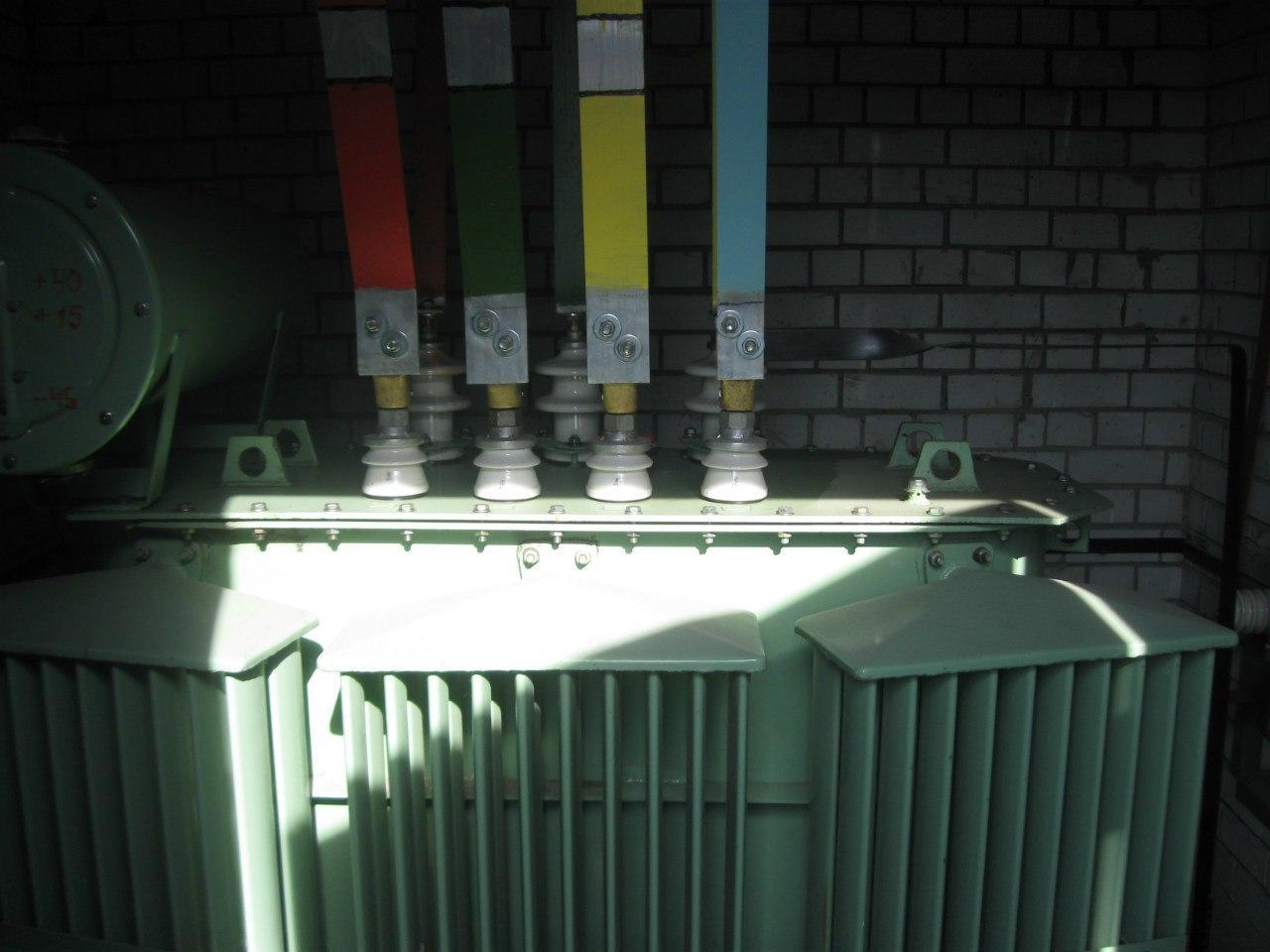 Трансформаторная подстанция тп  Рисунок 1 Внешний вид трансформатора ТМ 630 6