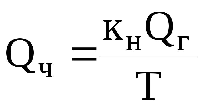 Часовая производительность конвейера формула вакуумные конвейеры
