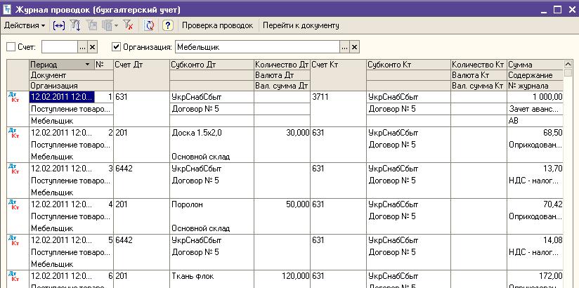 Приобретение услуг бухгалтерские проводки помощник бухгалтера в москве без опыта работы
