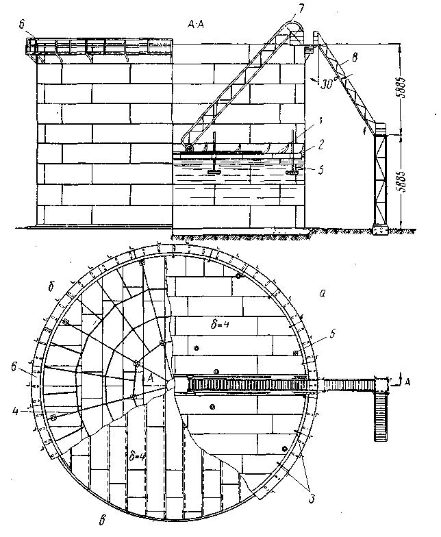 Резервуары с плавающей крышей реферат 2428