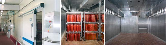 Как построить холодильную камеру своими руками для охлаждения мяса 11