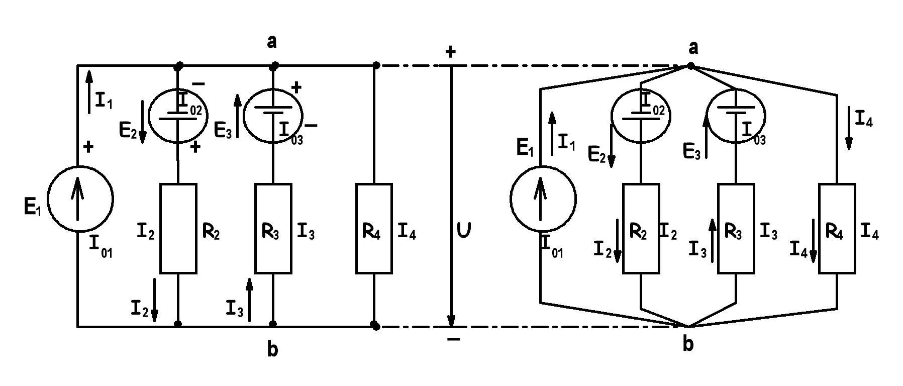 Шпаргалки Линейные Электрические Цепи Постоянного Тока