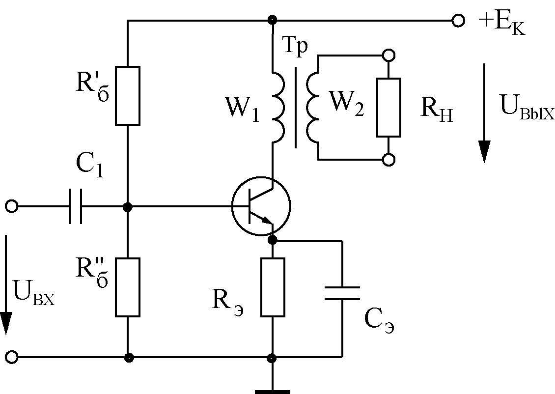 Истоковый повторитель на полевом транзисторе реферат 1236