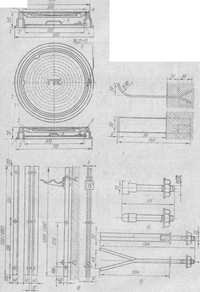 железобетонная шахта лифта