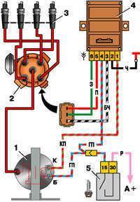 Реферат бесконтактная система зажигания 5504