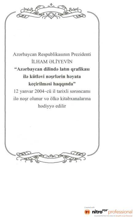 Bextiyar Vahabzade Seirler I Cild