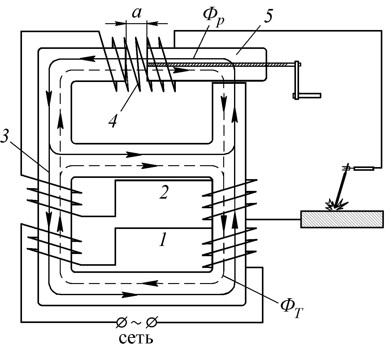 Схема сварочного трансформатора тд фото 25
