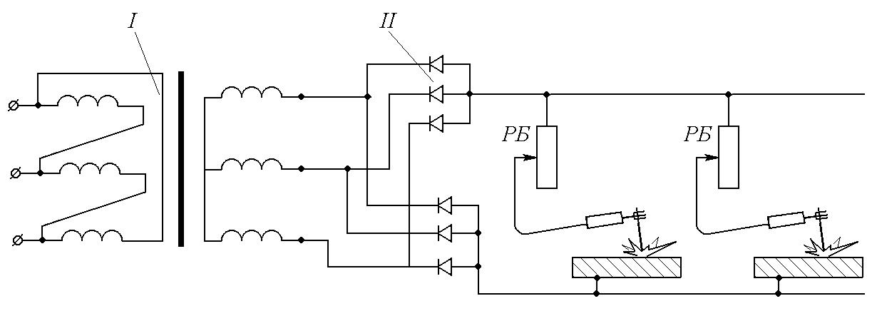 Электрическая схема балластных реостатов дипломная работа фото 477