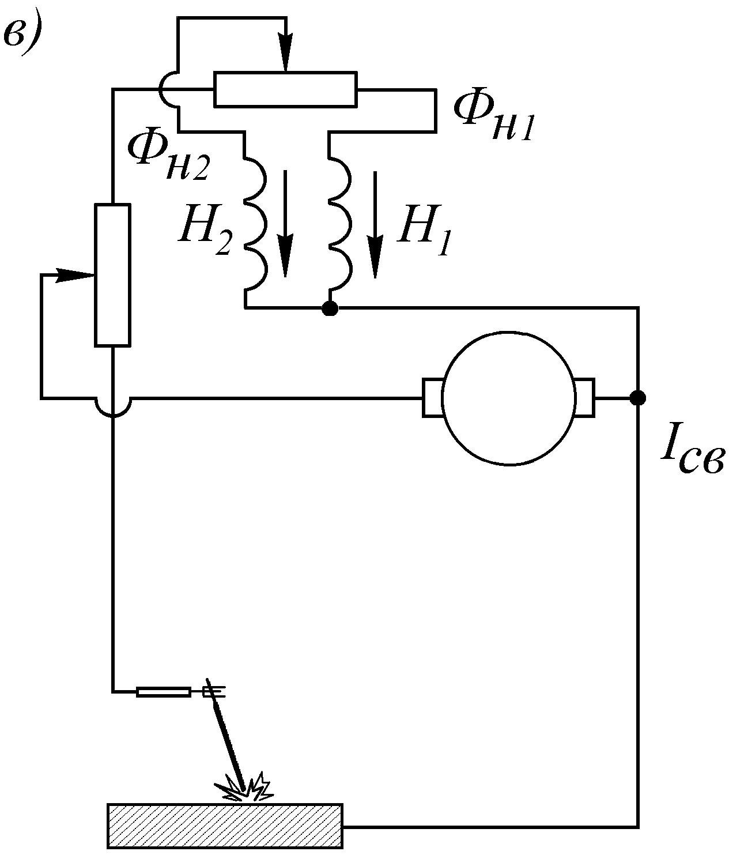 Электрическая схема балластных реостатов дипломная работа фото 316
