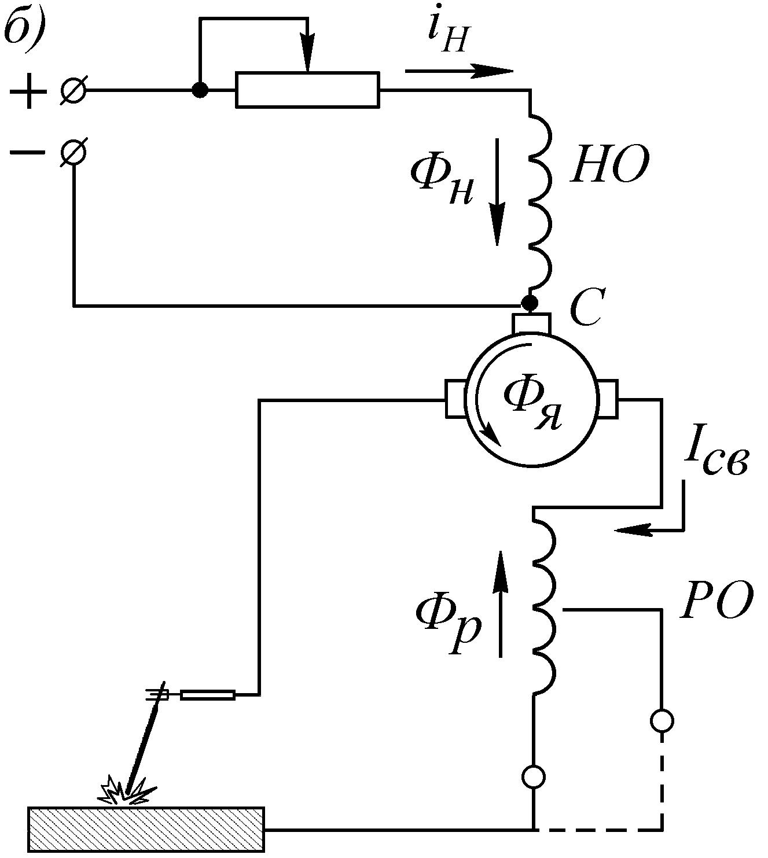 Электрическая схема балластных реостатов дипломная работа фото 12