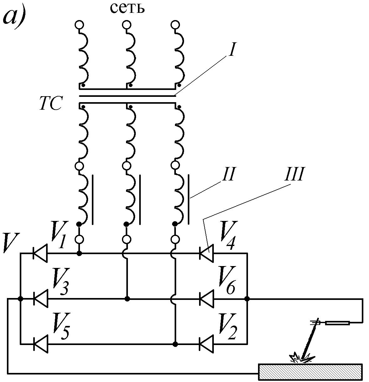 Электрическая схема балластных реостатов дипломная работа фото 602