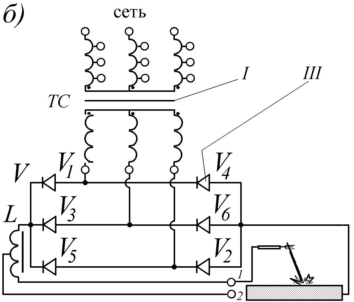 Электрическая схема балластных реостатов дипломная работа фото 339