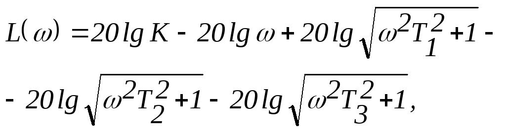 Передаточная функция системы по ошибке