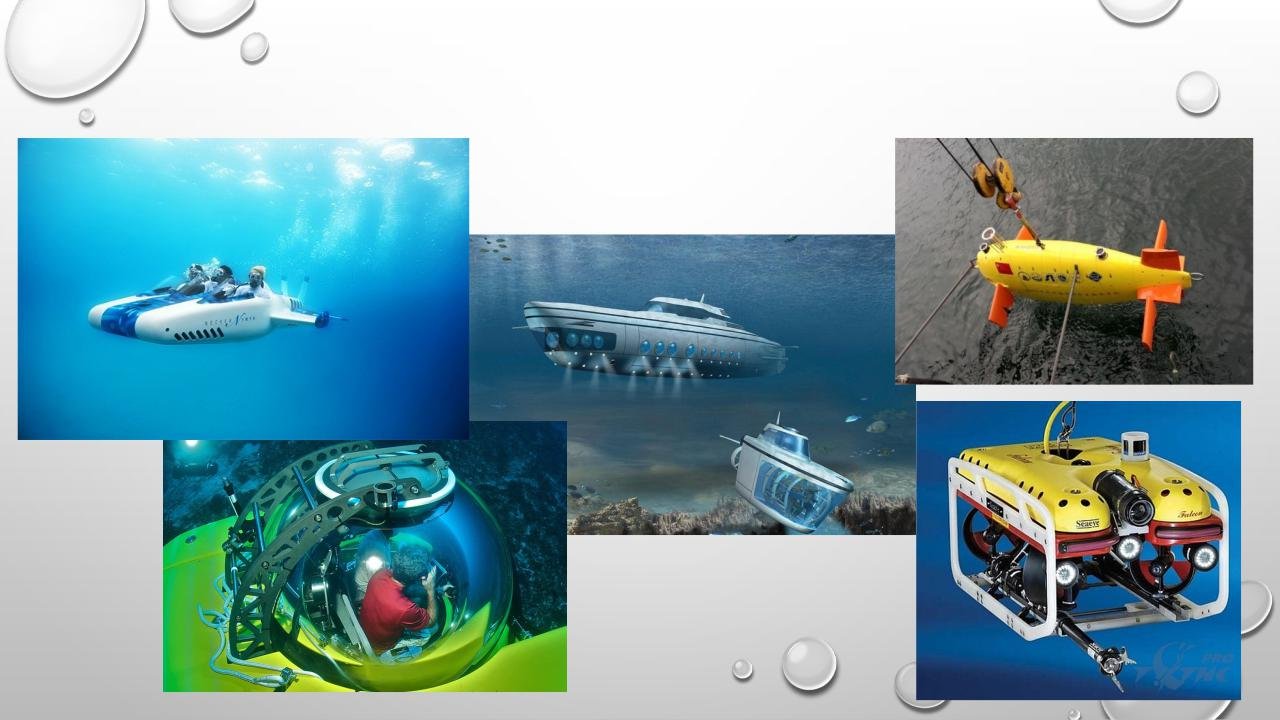 Обитаемые подводные аппараты реферат 5636