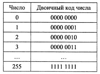 Представление чисел в памяти компьютера реферат 2402