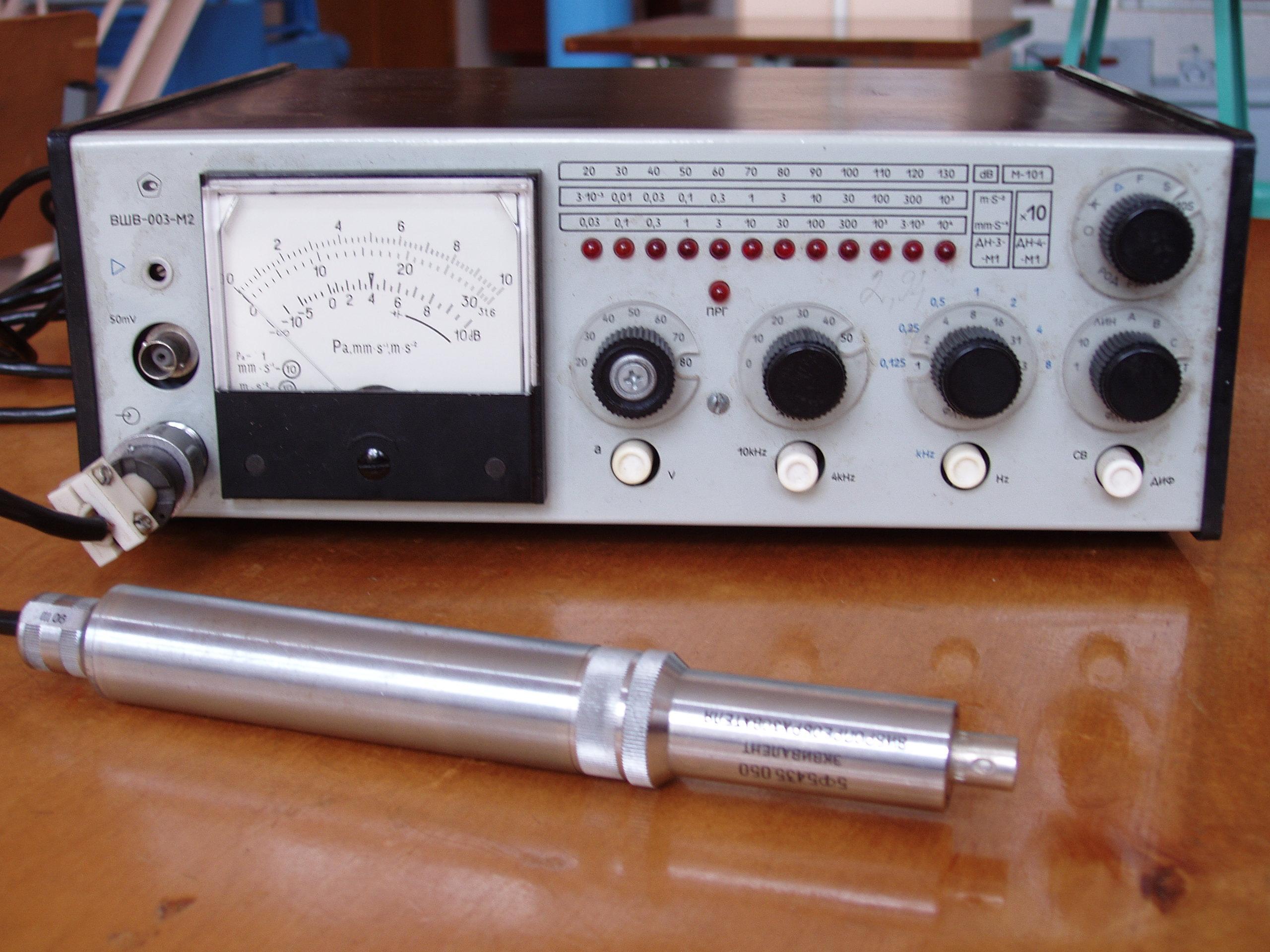 Измеритель звукового давления своими руками