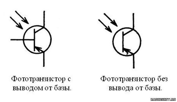 Фотодиод или фототранзистор годы