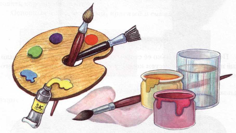 картинки для художника предметы для рисования это когда