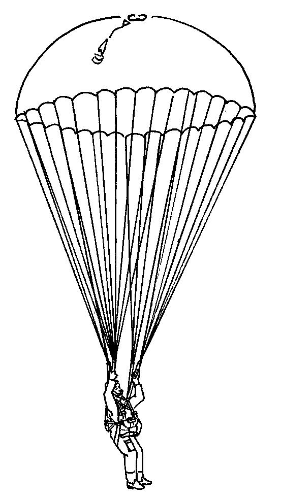 Картинка раскраска десантника